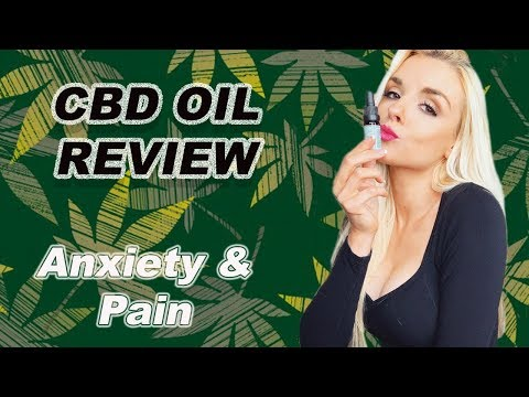The Benefits of CBD Oil For Anxiety & Pain | 3 Month Review & Discount Code