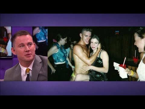 Channing Tatum doet boekje open over stripperverleden – RTL LATE NIGHT/ SUMMER NIGHT
