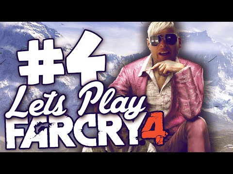 "Let's Play Far Cry 4  #4 | ""GEIL CHICKIE!"""
