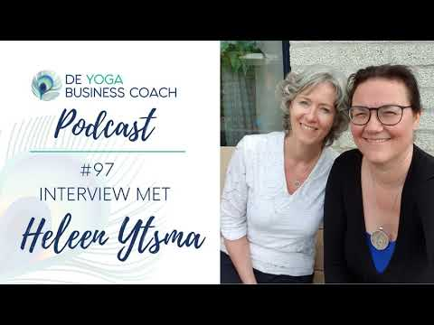 #97YBC podcast, Interview met Heleen Ytsma