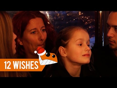 Zomaer bezorgt familie grote verrassing – 12 wishes (aflevering 8)
