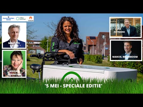 Green Make Over Journaal #8 – speciale 5 mei editie