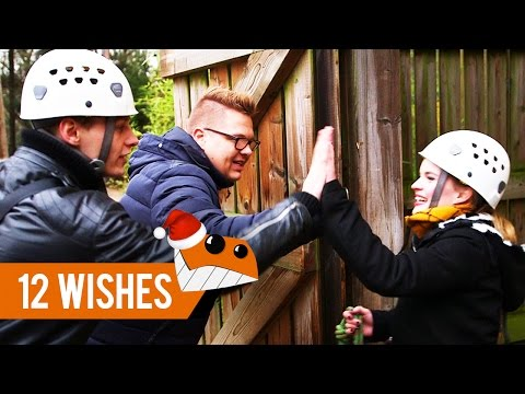 Met Stay Radical naar Center Parcs – 12 wishes (aflevering 9)