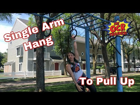 Multi-Rig Training: Single Arm Hang to Pull Up