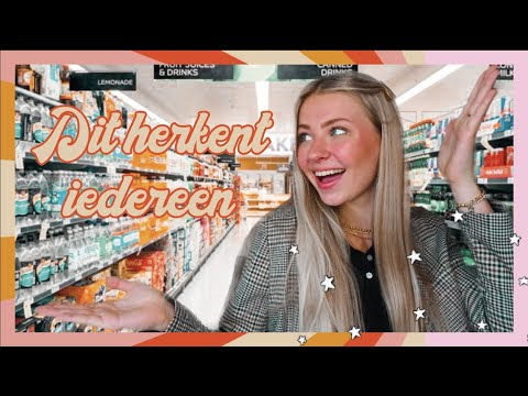 IRRITATIES AAN WERKEN IN DE SUPERMARKT 😫⭐️  Danique Hosmar